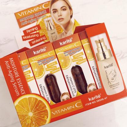 cuida tu rostro con el primer con vitamina C