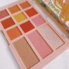 sombra peach c16 trendy