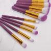 KIT KABUKI X 10 pastel 4