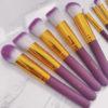KIT KABUKI X 10 pastel 5